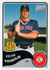2003 Bazooka #182 Kevin Youkilis RC Red Sox!