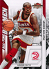 2010-11 Panini Threads All-Time Big Men #21 Moses Malone Hawks!