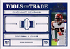 2004 Absolute Memorabilia Tools of the Trade #TT12 Chad Johnson /250 Bengals!
