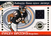 2001 Pacific Prism Atomic Jersey #15 Macey Brooks Bears!