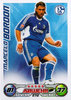 2009-10 Topps Match Attax Bundesliga Marcelo Bordon Schalke 04