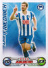 2009-10 Topps Match Attax Bundesliga Arne Friedrich Hertha BSC Berlin