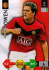 2009-10 Panini Super Strikes Champions League Michael Owen Manchester United