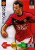2009-10 Panini Super Strikes Champions League Ryan Giggs Manchester United