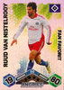 2010-11 Topps Match Attax Bundesliga Fan Favorit Ruud Van Nistelrooy Hamburger SV/HSV