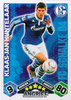 2010-11 Topps Match Attax Bundesliga Update Klaas-Jan Huntelaar Schalke 04