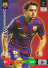 2009-10 Panini Super Strikes Champions League Xavi Hernandez FC Barcelona!