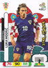 2012 Panini Adrenalyn XL EURO 2012 Star Player Luka Modric Hrvatska