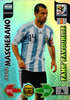 2010 Panini Adrenalyn XL FIFA World Cup Fans' Favourite Javier Mascherano Argentina