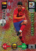 2010 Panini Adrenalyn XL FIFA World Cup Star Player David Villa España
