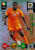 2010 Panini Adrenalyn XL FIFA World Cup Star Player Yaya Touré Côte d'Ivoire