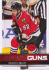 2012-13 Upper Deck #211 Brandon Bollig YG RC Blackhawks!