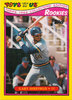 1989 Topps Toys'R'Us Rookies #28 Gary Sheffield Brewers!