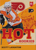 2013-14 Panini Hot Rookies Toronto Fall Expo #HK8 Scott Laughton Flyers!