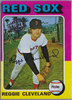 2015 Topps Original Buyback 1975 Topps #32 Reggie Cleveland Red Sox!