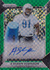 2016 Panini Prizm Rookie Autographs Prizms Green Power #36 A'Shawn Robinson /49 Lions!