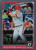 2018 Donruss Optic #38 Rhys Hoskins RR RC Phillies!